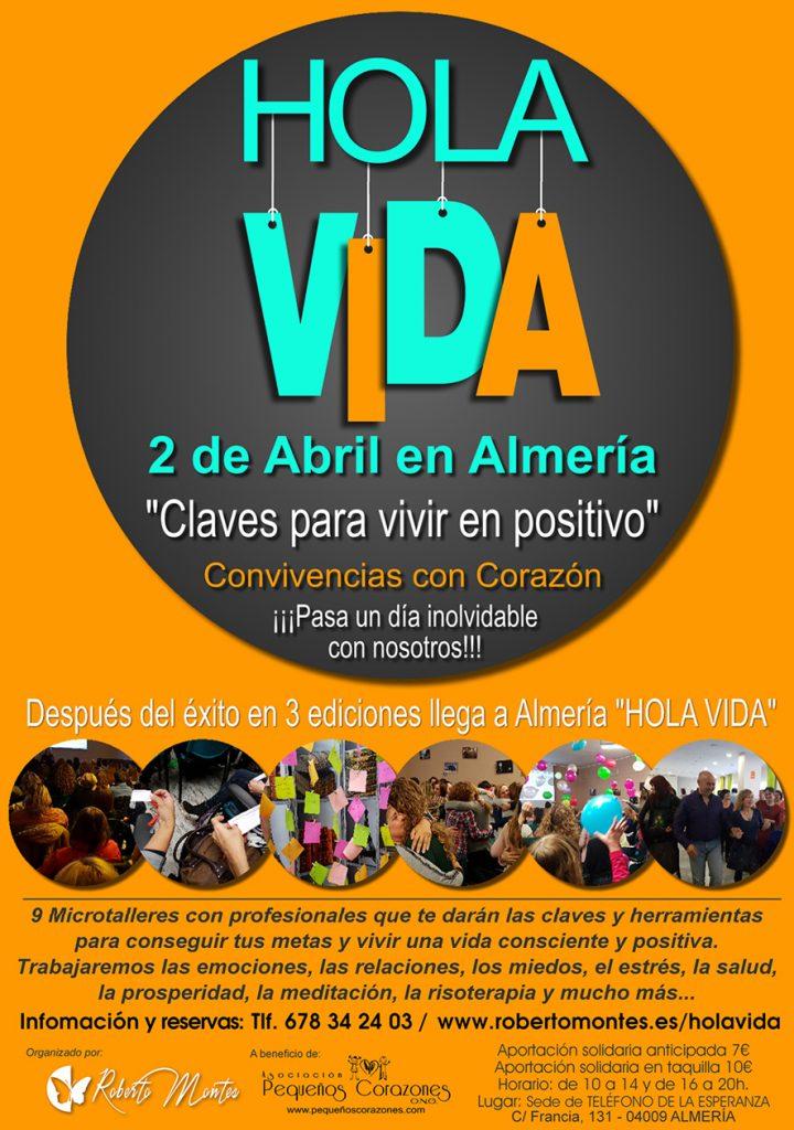 HOLA VIDA - cartel fotos