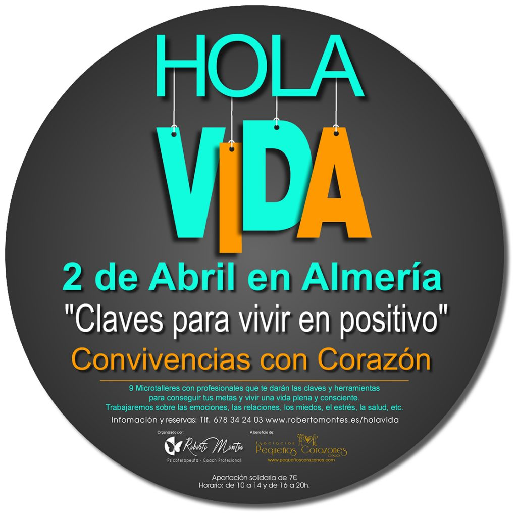 HOLA VIDA - almeria