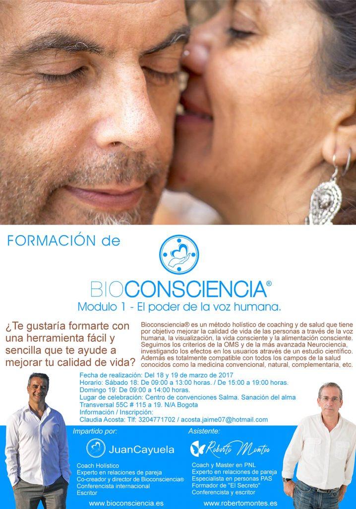 formación Bioconsciencia colombia