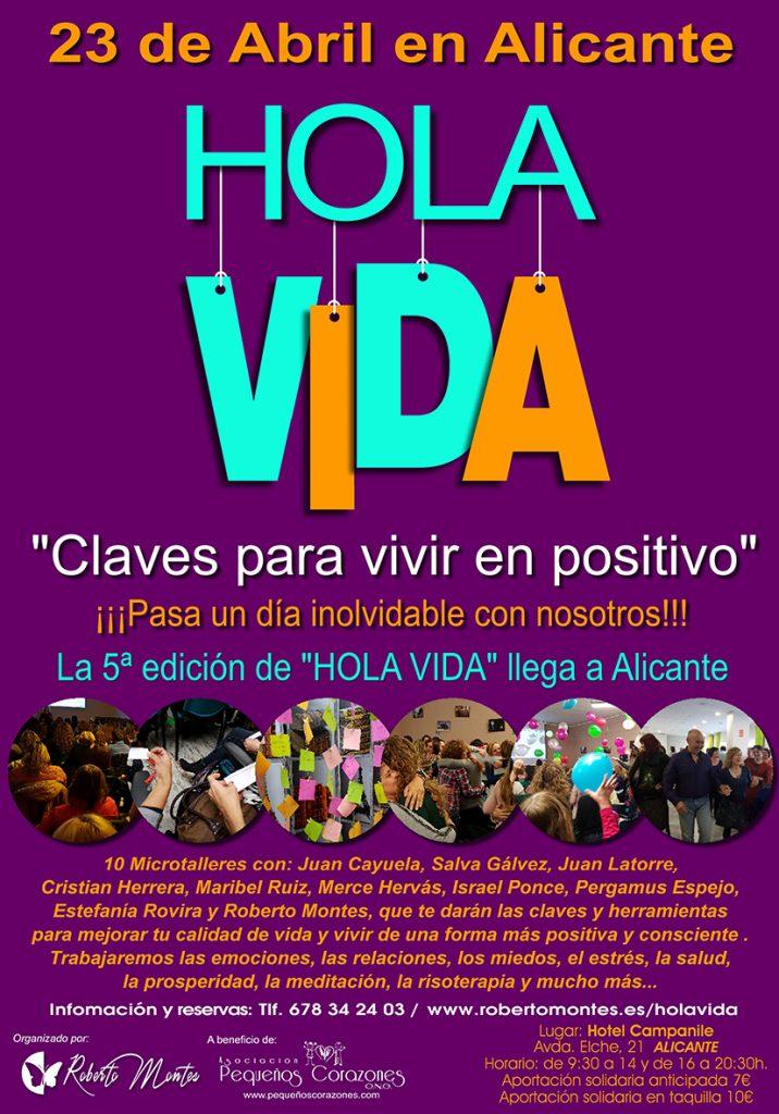 HOLA VIDA - ALICANTE
